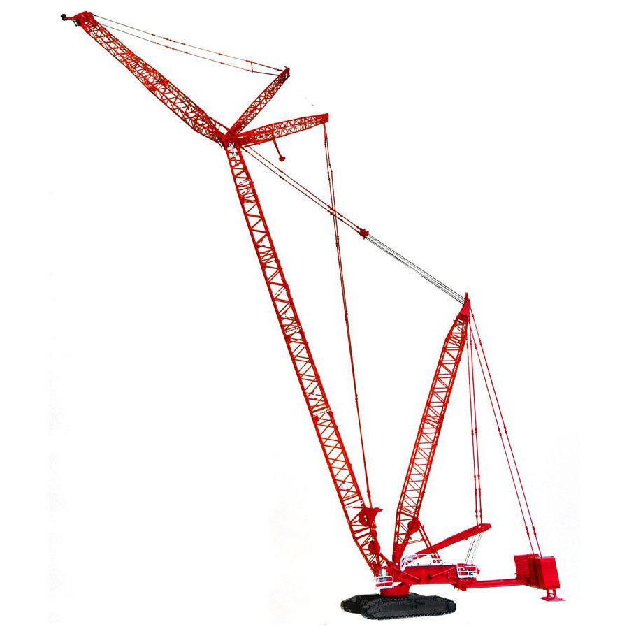 weiss brothers towsley s manitowoc mlc650 lattice boom crawler crane with vpc. Black Bedroom Furniture Sets. Home Design Ideas