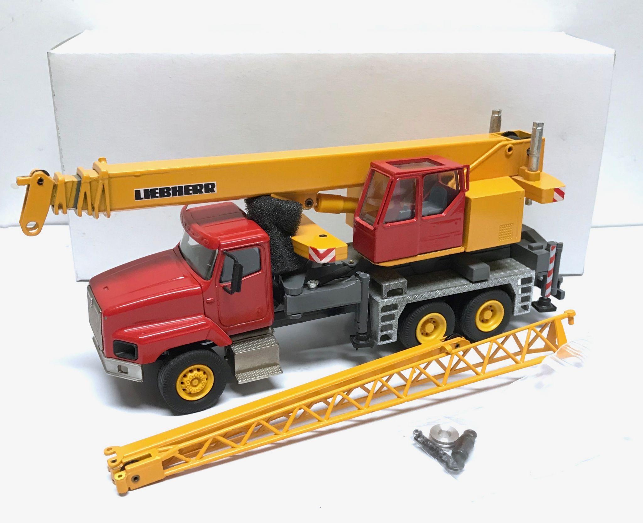 Conrad Liebherr International Truck Mounted Crane *Pre Owned